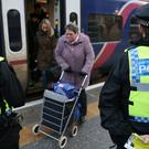 The majority of BTP officers and staff in Scotland do not support the planned merger