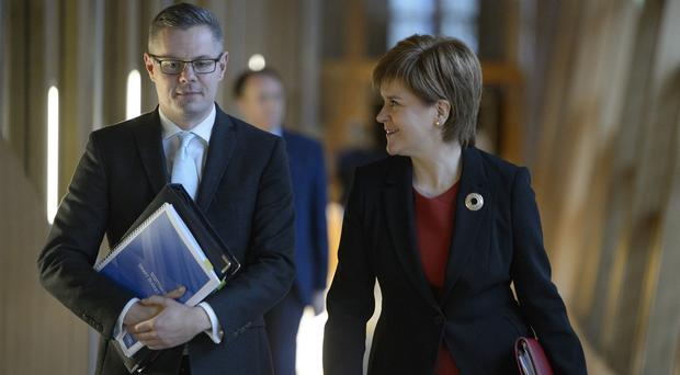 The Scottish Government's budget for 2018/19 is passed