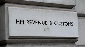 Two men and a woman from Newry have been arrested as part of an ongoing investigation by HMRC into a £1m tax fraud. (Kirsty O'Connor/PA)