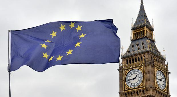 New figures show rises in the number of EU nationals applying for British citizenship (Victoria Jones/PA)