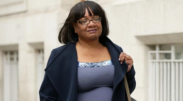 Diane Abbott has been seeking access to the facility for more than a year (Yui Mok/PA)