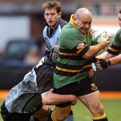 Northampton Saints' Chris Budgen (Empics)