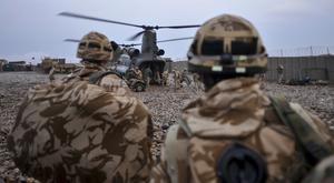 Campaigners have called for more help for struggling soldiers (Ben Birchall/PA)