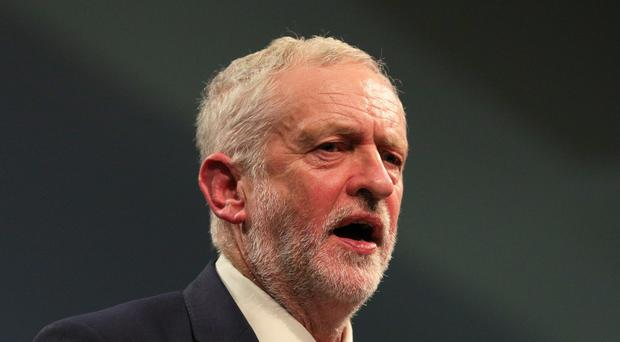 Labour leader Jeremy Corbyn has been urged to support Britain staying in the single market (Aaron Chown/PA)