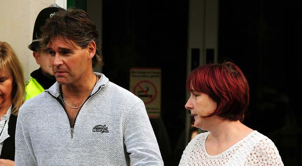 Paul and Coral Jones' marriage has withstood the trauma of their daughter's murder (Rui Vieira/PA)