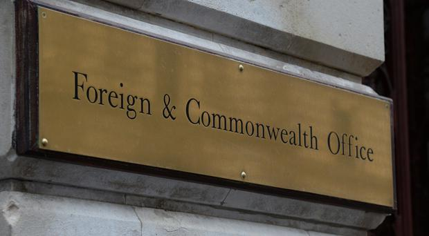 The Foreign Office has confirmed the British national's death (Kirsty O'Connor/PA)