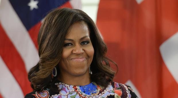 The date for the release of Michelle Obama's memoir has been announced (Stefan Rousseau/PA)