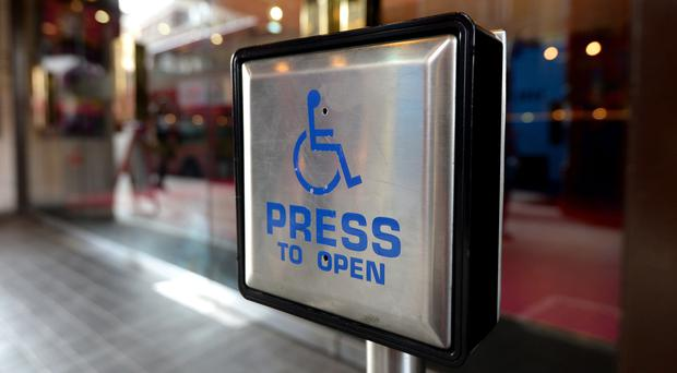 Jobs are set to be lost and an employment service for people with disabilities set to be axed due to the Stormont impasse. (Andrew Matthews/PA)