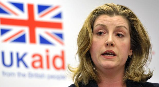 Penny Mordaunt said the Oxfam aid worker sex scandal showed the aid sector had failed beneficiaries (Nick Ansell/PA)