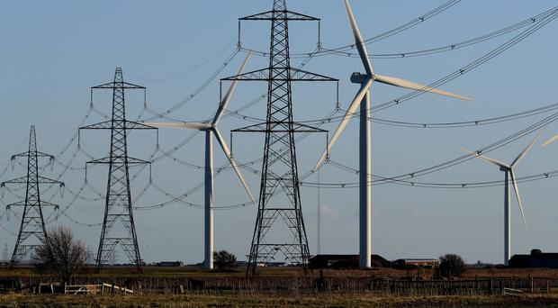 Electricity workers have secured an inflation busting pay deal (Gareth Fuller/PA