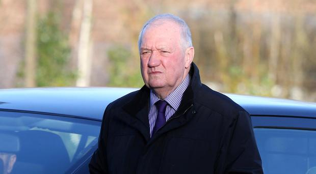 David Duckenfield did not appear in court for the hearing (Peter Byrne/PA)