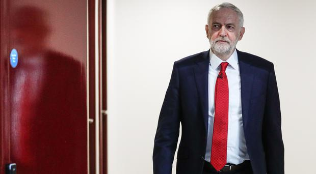 Labour leader Jeremy Corbyn said he had no regrets over the meeting with a Czech diplomat (Aaron Chown/PA)
