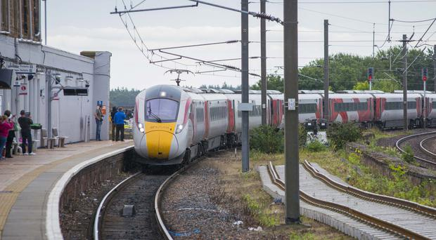 Transport Secretary Chris Grayling told the Commons that the East Coast franchise will