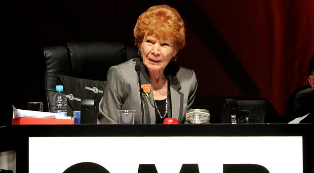 Mary Turner died last year aged 79 (Simon Cooper/PA)