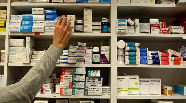 One in five antibiotic prescriptions in England are inappropriate in some GP practices, according to research (Julien Behal/PA)