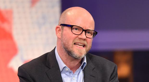 Toby Young quit the Office for Students (Dominic Lipinski/PA)