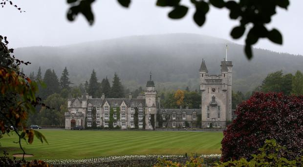 Balmoral Estates did not wish to comment on the application (Andrew Milligan/PA)