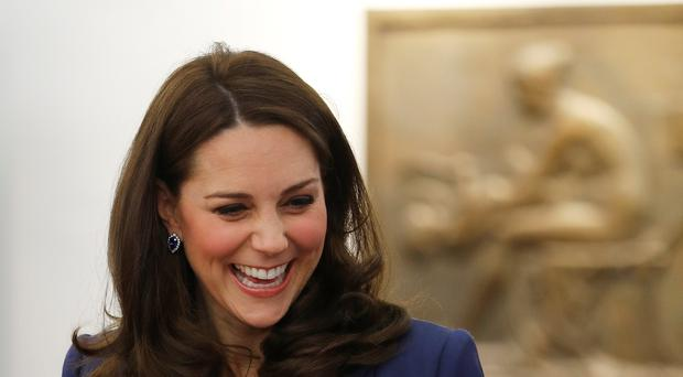 The Duchess of Cambridge is the new patron of the Royal College of Obstetricians and Gynaecologists (Peter Nicholls/PA)