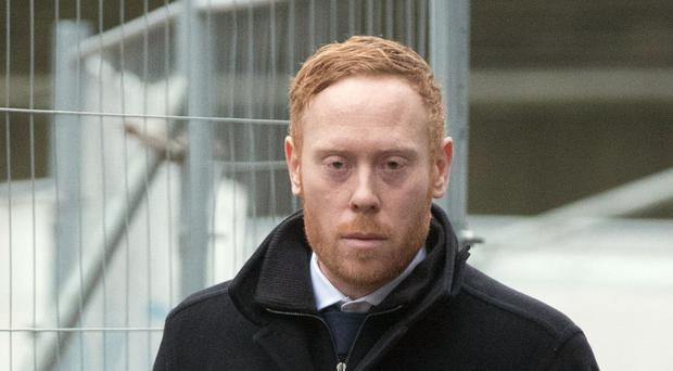 Matthew Cobden is charged with causing death by dangerous driving (Steve Parsons/PA)