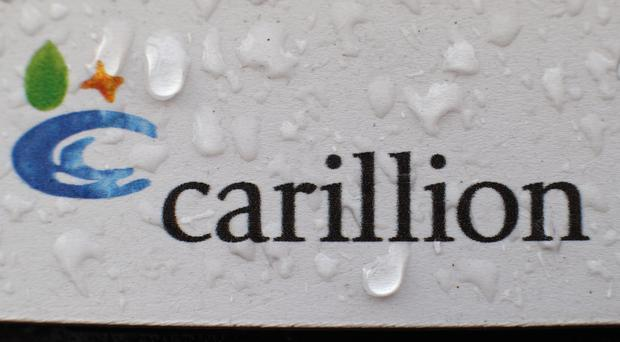 Carillion executives were quizzed by MPs (Yui Mok/PA)