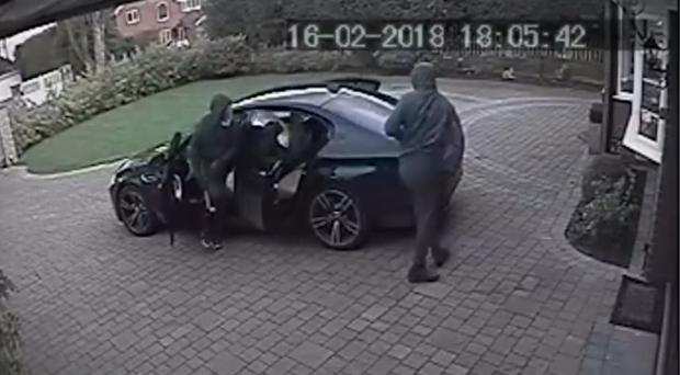 CCTV still of the incident (West Midlands Police)