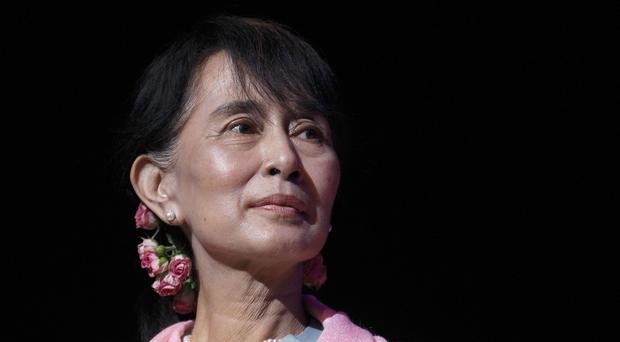 MPs have been blocked from travelling to Burma to meet Aung San Suu Kyi (Suzanne Plunkett/PA)