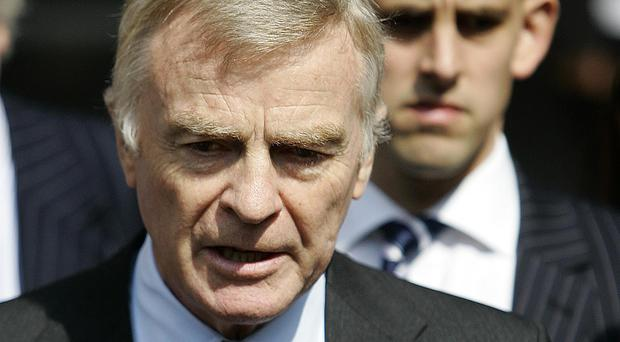 Privacy campaigner Max Mosley (Carl Court/PA)
