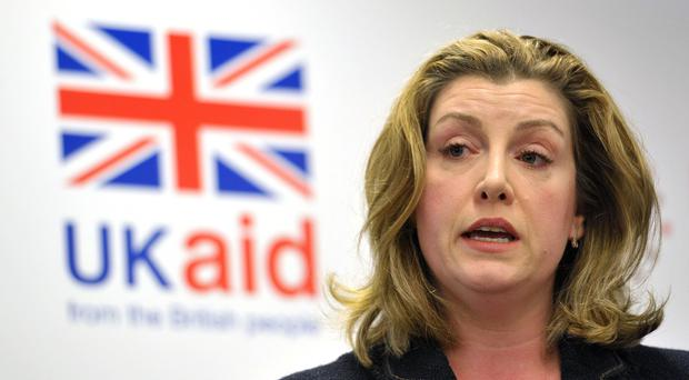 International Development Secretary Penny Mordaunt urged to change way resilience aid is monitored (Nick Ansell/PA)