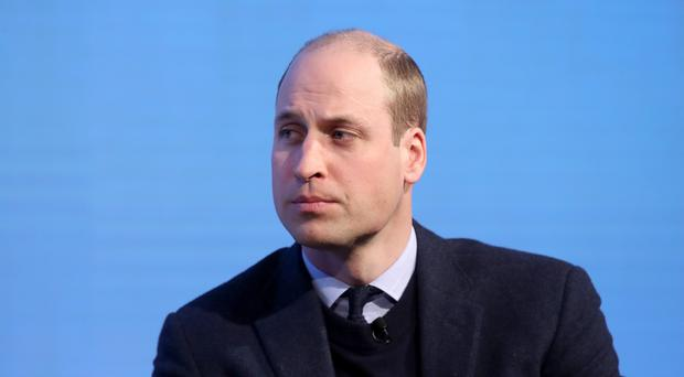 The Duke of Cambridge is to visit Israel (Chris Jackson/PA)