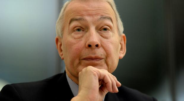 The move was denounced by senior backbench MP Frank Field (PA)