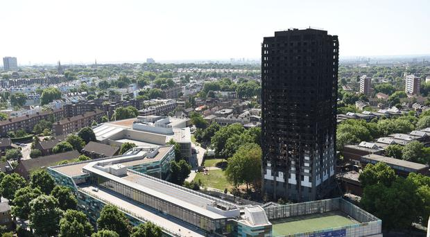 Labour councillors are unhappy with their status at the Grenfell Tower public inquiry. (David Mirzoeff/PA)