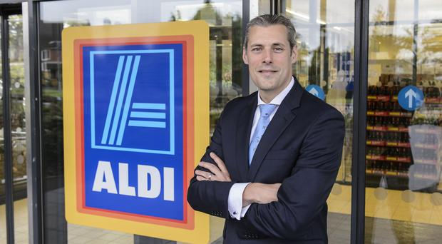 Matthew Barnes (Aldi UK and Ireland/PA)