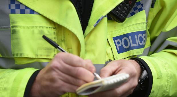 Police Scotland still carries out a higher rate of stop and searches than forces south of the border. (Joe Giddens/PA)
