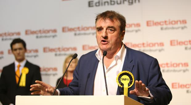 Tommy Sheppard will not stand to be SNP depute leader this time (Jane Barlow/PA)