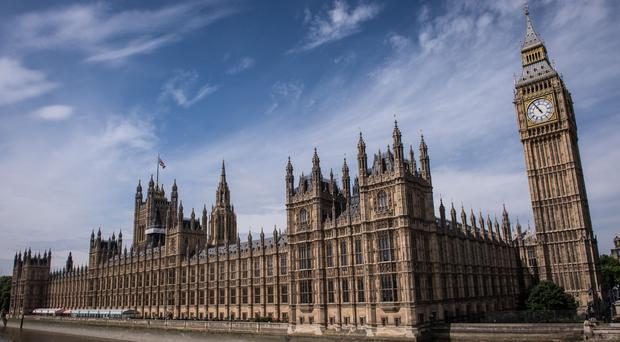 The basic salary of an MP is due to increase from £76,011 to £77,379 from April 1 (Stefan Rousseau/PA)