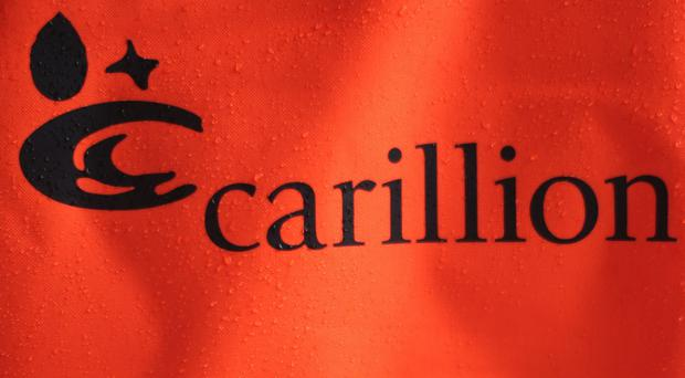 A total of 1,371 Carillion workers have been made redundant since the company went into liquidation in January (Yui Mok/PA)