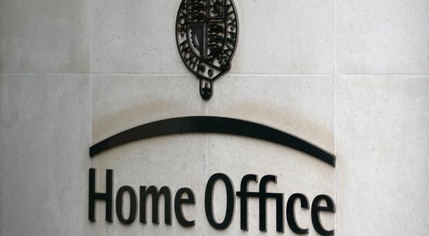 The Home Office released figures on foreign national offenders following a Freedom of Information request (Kirsty O'Connor/PA)