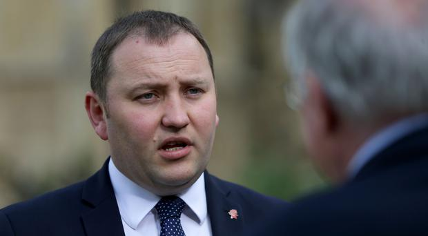 Ian Murray is co-founder of Scottish Labour for the Single Market (Daniel Leal-Olivas/PA)
