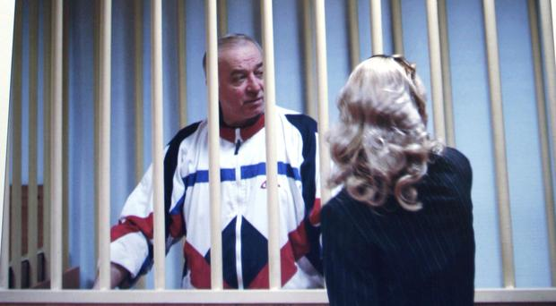 Sergei Skripal is in critical condition after exposure to an 'unknown substance' (AP/Misha Japaridze)