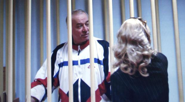 Sergei Skripal is in critical condition after exposure to 'unknown substance' (Misha Japaridze/AP)
