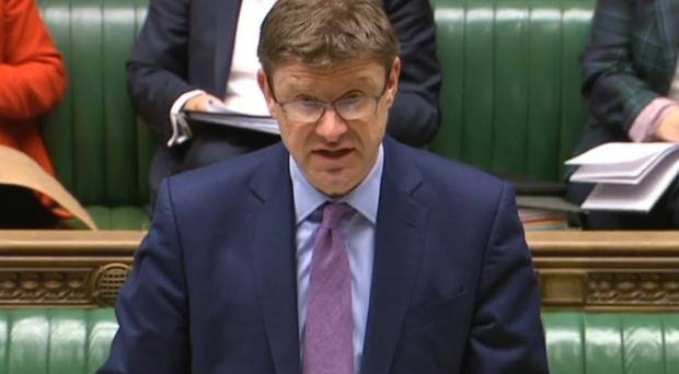 Greg Clark introduces the legislation in the Commons (Parliament TV)