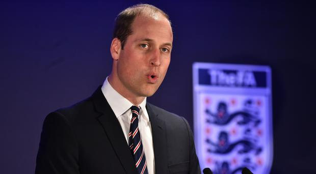The Duke of Cambridge has 'no plans' to attend the World Cup in Russia (Ben Stansall/PA)