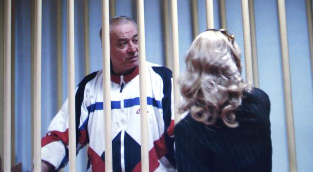 Sergei Skripal is fighting for his life in hospital (Misha Japaridze/AP)