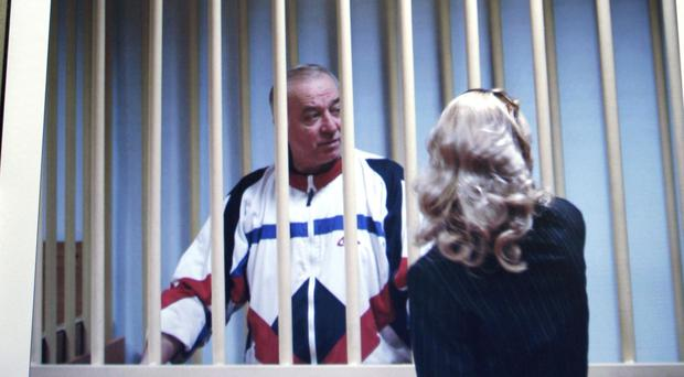 Sergei Skripal and his daughter remain critically ill in hospital (Misha Japaridze/AP)