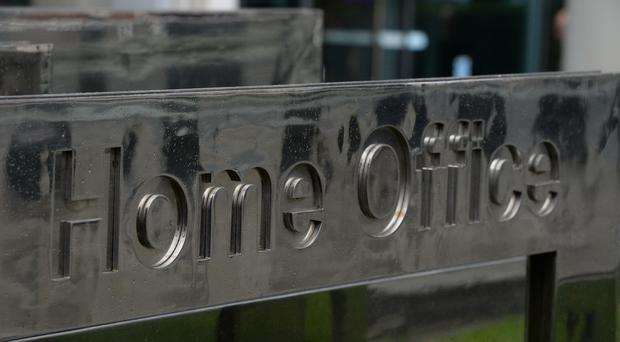 The Home Office has released new figures on terror-related arrests (Kirsty O'Conno/PA)