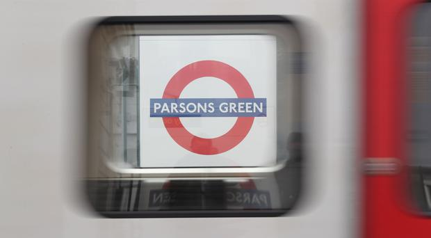 It is alleged Ahmed Hassan left the bomb on the train before getting off a stop before Parsons Green (Jonathan Brady/PA)