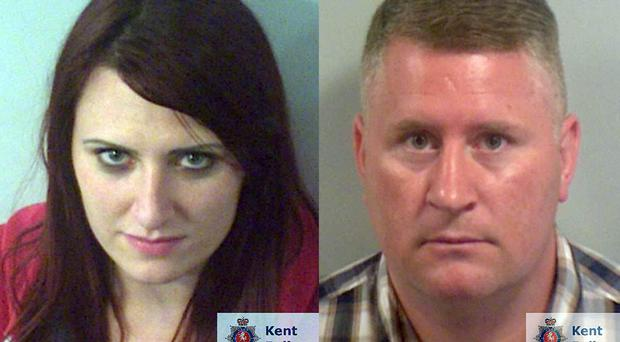 Paul Golding and Jayda Fransen court case