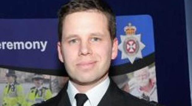 Detective Sergeant Nick Bailey is in hospital after a Russian ex-spy was targeted with a nerve agent (Wiltshire Police/PA)