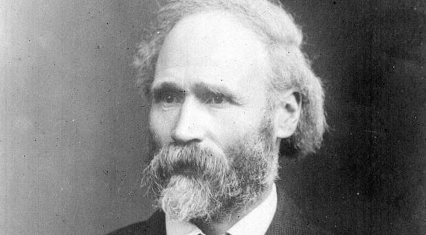 Keir Hardie's name was misspelled at the Scottish Labour conference