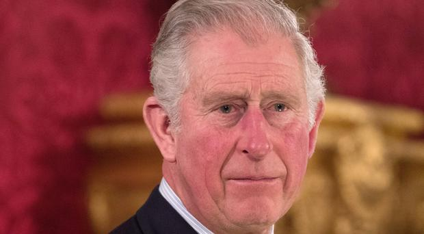 The Prince of Wales has announced a major re-organisation of his charities. (John Phillips/PA)
